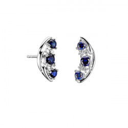 Saphir Earrings