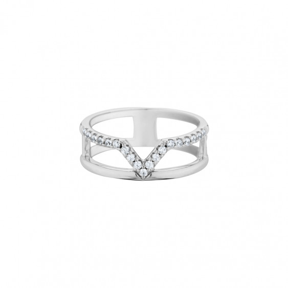 Eden Knuckle Midi Ring
