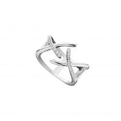Eden Knuckle Midi Ring