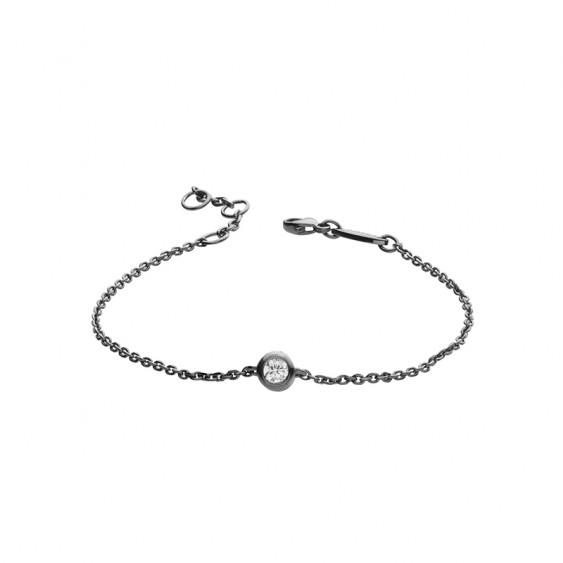 Bracelet Solo Ruthénium