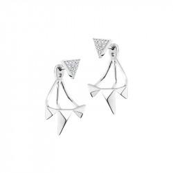 Arrow Ear Jacket Earrings