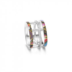 Graphic Optical Ring