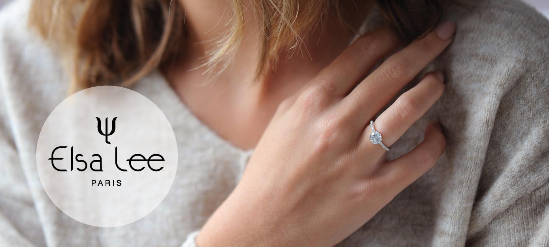Elsa Lee Paris: marque de bijoux en argent pour femmes