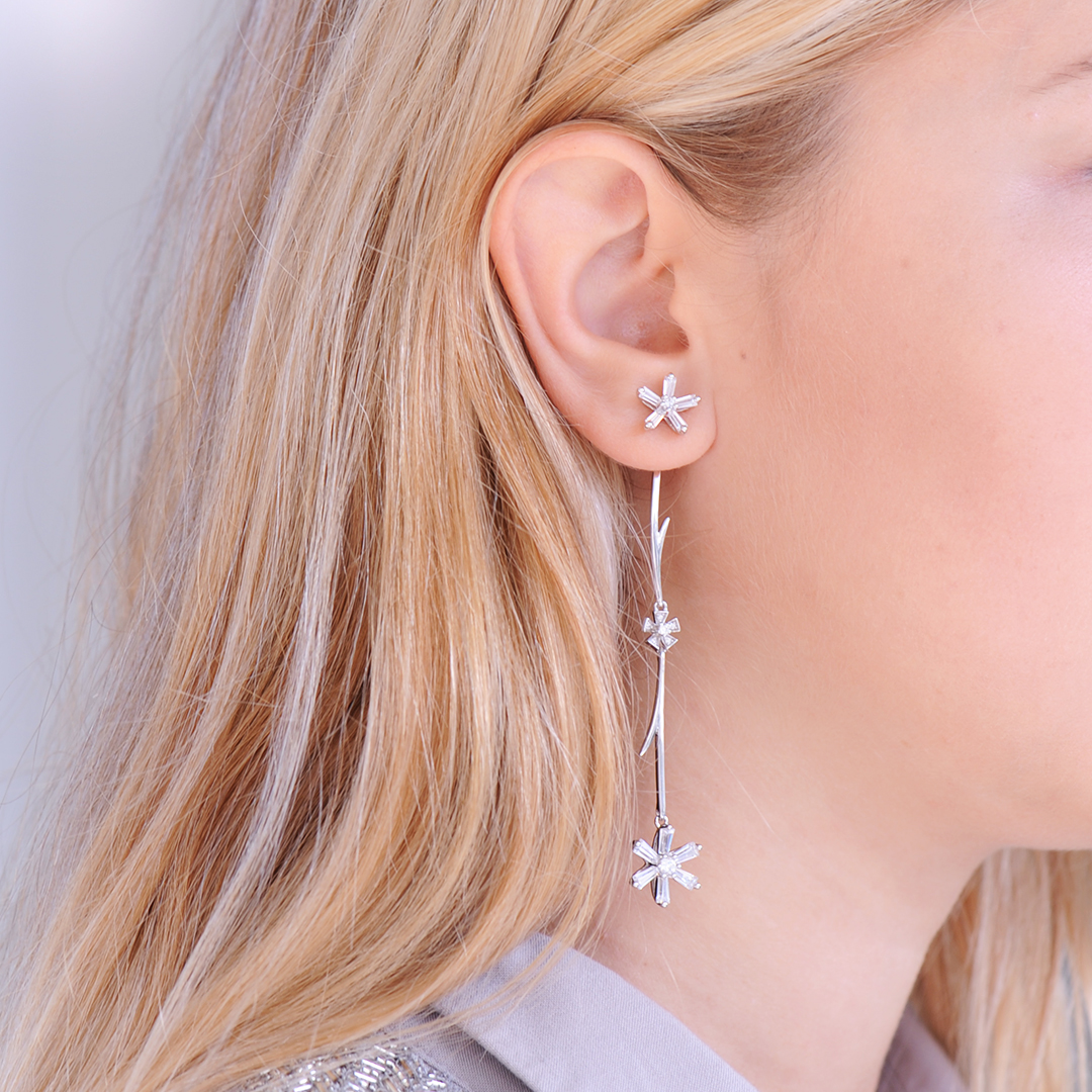 Boucles d'oreilles Daisy