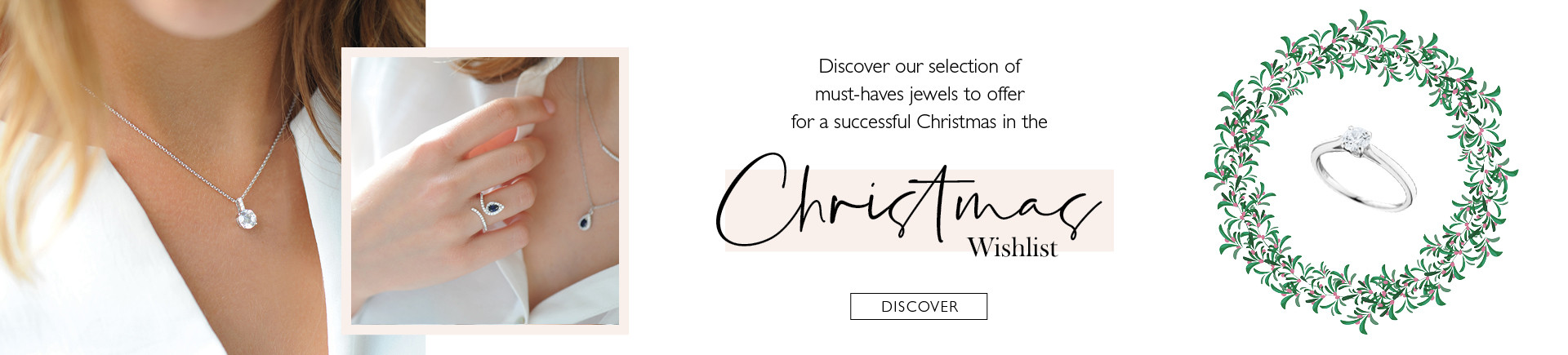 The Christmas wishlist with a selection of must-haves!