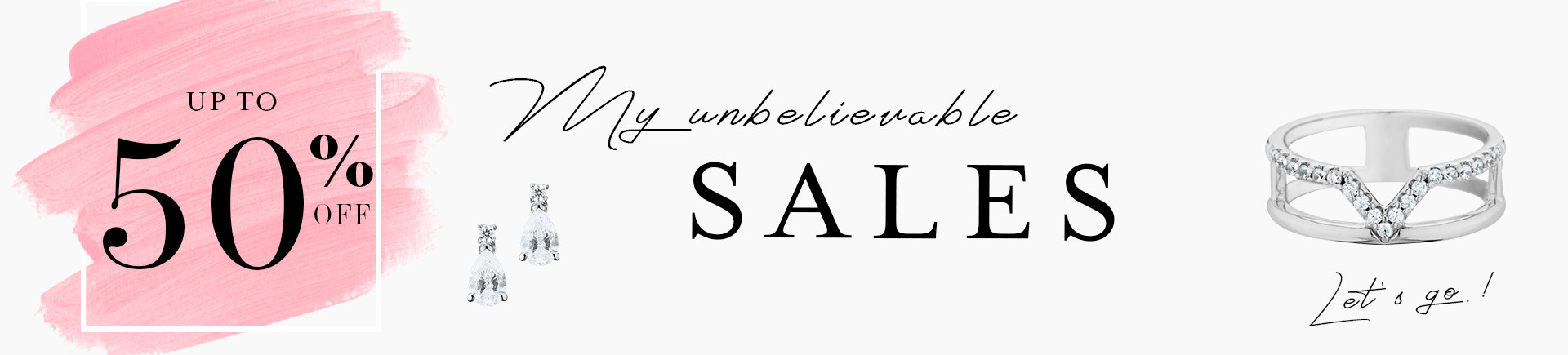 Discover the whole selection of 925 silver jewelry at incredible prices!