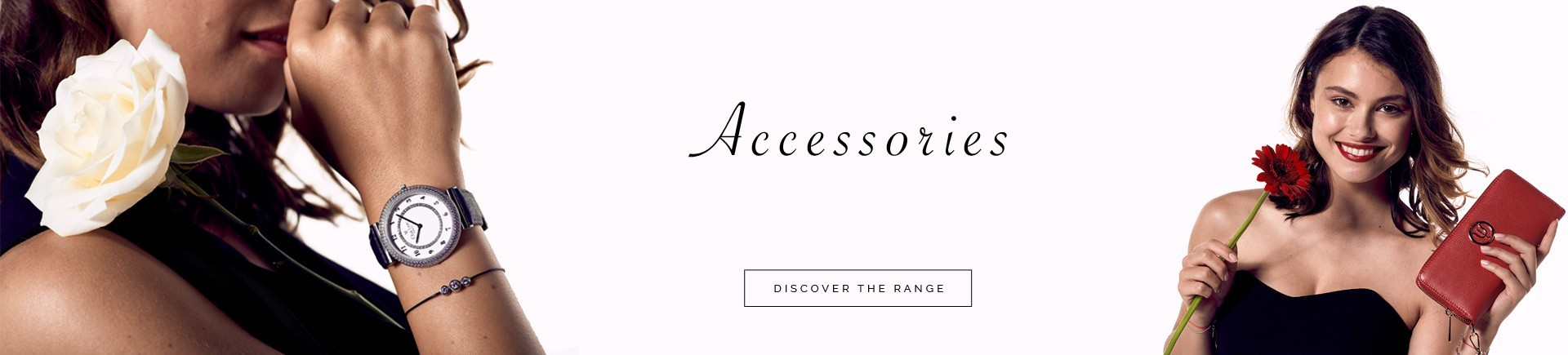 The accessories, the glamorous touch of your outfits