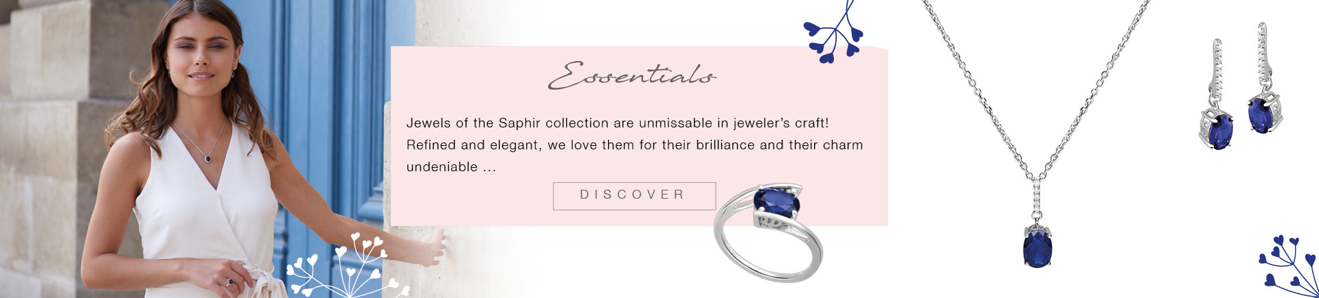 Refined and elegant, we love them for their brilliance and their charm undeniable ...