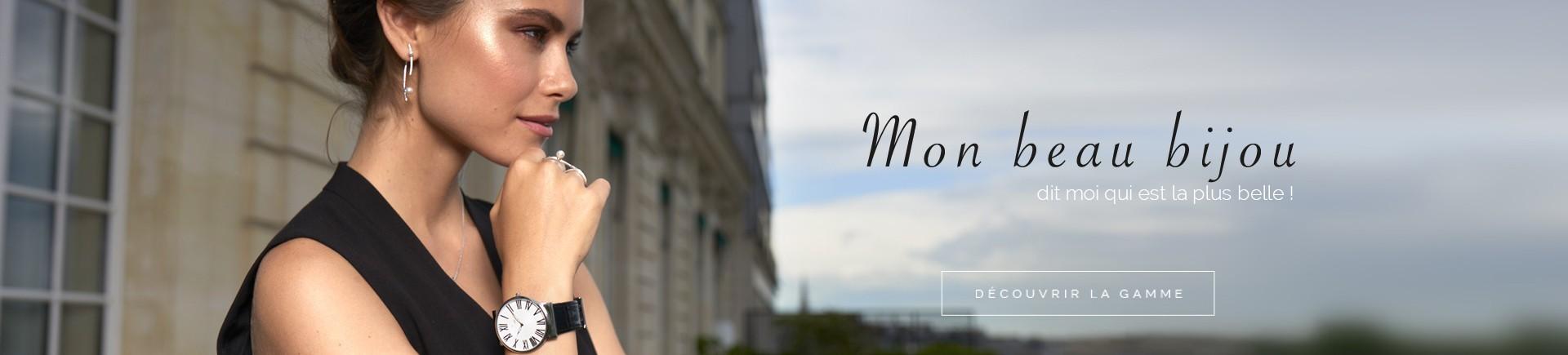 Découvrez l'univers de la marque de bijoux en argent Elsa Lee Paris